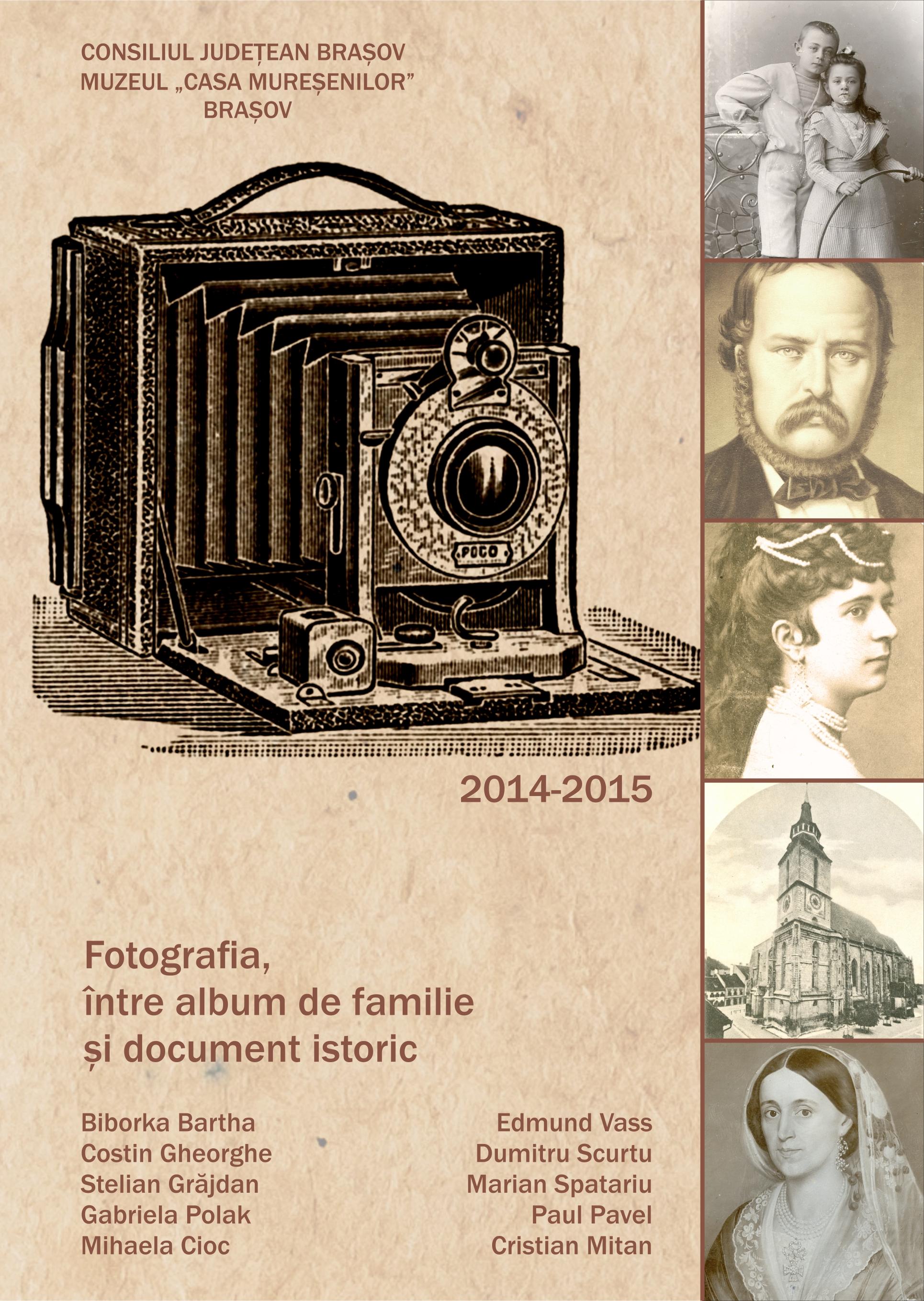 Fotografia - între album de familie si document istoric