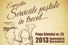 Serviciile poștale în trecut